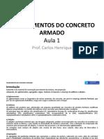 Aula 1 - Introdução ao Concreto Estrutural.pdf
