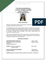 CV Catalina Chaparro Act