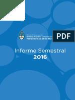 LA OFICINA ANTICORRUPCIÓN PRESENTÓ EL INFORME DE GESTIÓN DEL PRIMER SEMESTRE DE 2016