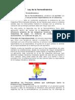 2da Ley de La Termodinámica...