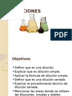 presentacion DILUCIONES
