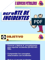 Reporte de Incidentes.ppt