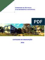 IME USP - Catálogo