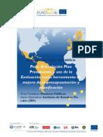 Ayuda Memoria - Plan Nacional de La Modernización de La Gestión Pública 2