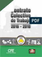 CCT CFE 2016-2018