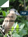 Listado Aves Acuáticas de Colombia