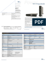 1609 Cms Data Sheet