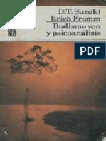 Budismo Zen y Psicoanalisis From