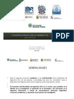 Invitación!!!! III Encuentro Interfacultades de Ingenieria Civil