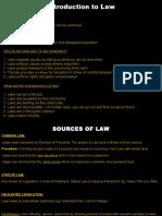 HSC Legal Crime Summary