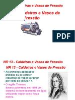 caldeiras NR13