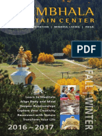 Fall 2016 - Winter 2017 Catalog