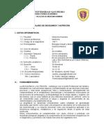 Silabo Bioquimica 2016-II Entregar