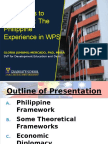 Diplomacy Visiting Professor Wenzao 2015 Edited (1).pptx