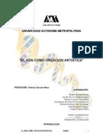 ADN y Creacion Artistica