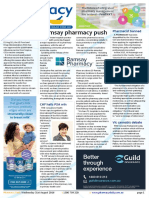 Pharmacy Daily for Wed 31 Aug 2016 - Ramsay pharmacy push, Major CWH property play, National RTPM call, Health AMPERSAND Beauty and much more