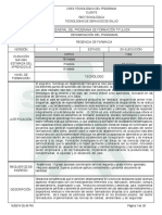 Programa_Tecnólogo Regencia Farmacia