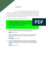 Direito Administrativo - Questões OAB