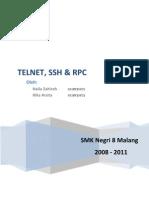 Ssh, Telnet & Rpc