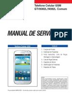 GT-I9082L - Manual de Serviço (Traduzido)