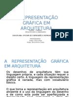 A Representação Gráfica Em Arquitetura