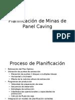 Planificacion de Minas Panel Caving