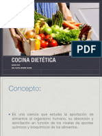 Cocina Dietetica