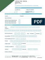 Daf-rh-043 Formulrio de Candidatura_procedimento Concursal Comum