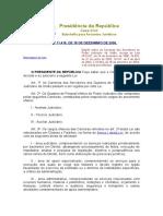 Lei Nº 11.416, De 15 de Dezembro de 2006