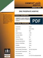 PDS Chemfos Liquid Additive