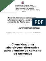 Defesa - Mikhael - Chemikha - BC