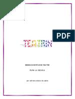 146016664 7 Obras de Teatro Para Dramatizar en Clases Bueno