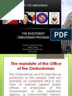 Ombudsman - Investment Ombudsman