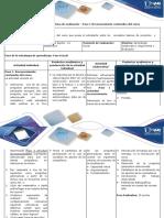 Guía de Actividades y Rúbrica de Evaluación – Paso 1 – Reconocimiento Contenidos Del Curso