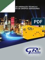 Manual de Operação e Manutenção Grupo Gerador