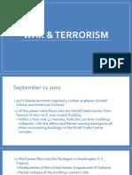 war   terrorism