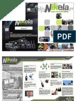 Brochure Nikela PDF