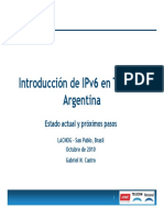 IPV6 Presentacion-Draft Final