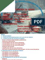 Rocas Igneas(Petrologia)
