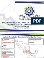 Proceso Educativo Planes 2009 - 2010 v.2
