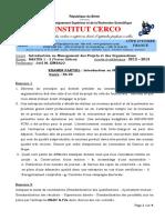 EXAMEN_MASTER_Introduction Au Management Des Projets Et Des Organisations