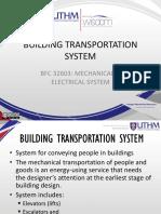 High Rise Building Transportation