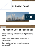 1  hidden cost of fossil fuel powerpoint