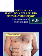 03. Fisiopatología y Semiología de Reflujo, Disfagia y Odinofagia-Dr. Monge