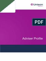 Adviser Profile Debbie Gruber