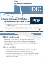 Presentacion Idic 2013 - Fernando Ortega