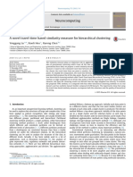 2015_A Novel Travel-time Based Similarity Measure for Hierarchical Clustering