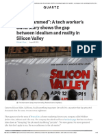 _I Got Scammed__ a Startup Worker Tells a Cautionary Tale of Working for WrkRiot, Including Forged Wire Transfers, A Company Mole, And Being Fired From the Company Wrkriot, JobSonic — Quartz