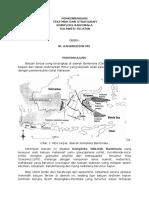 Perkembangan Tektonik Bantimala Doc.