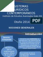 1 Intro Der Comparado Hasta 5 Familias.. 2014
